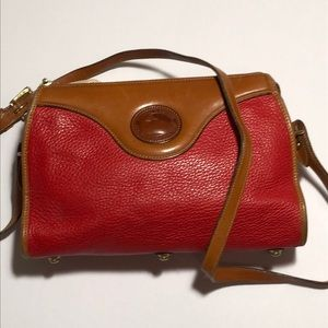 Vintage Dooney & Bourke Zip Top Crossbody